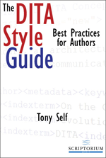 Cover of The DITA Style Guide